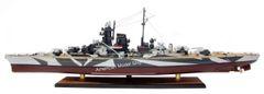 "German Tirpitz Bismarck-class Battleship Model 40"""
