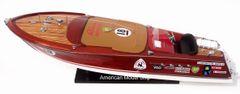 "Super Riva Zoom Speed Boat 35"""
