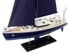 STORM 2 Wooden Model Yacht 32""