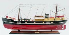 "SIRIUS With Shark Submarine Model Ship 36"""