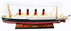 RMS Mauretania Model Ship 32""