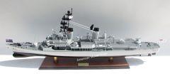 "HMAS Brisbane D41 Destroyer Ship Model 36"""
