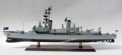 "HMAS Perth D38 Destroyer Ship Model 36"""
