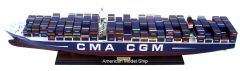 CMA CGM MARCO POLO Container Ship Model 40""