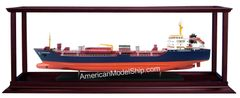 """Display Case Self-assemble Ship included Acrylic for Container Ships 30"""" - 35 """""""