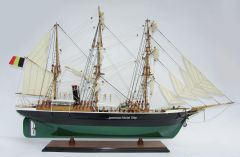 "BELGICA 29"" Model Ship Built in 1884"