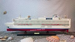 Sapphire Princess Model Cruise Ship 32""