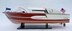 "Lindberg Century Coronado Boat 1959 Model 34"""