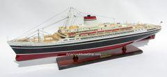 """SS Andrea Doria Italian Line Ocean Liner 34"""""""