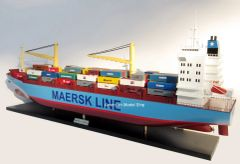 Maersk Alabama Container Ship Model 36""