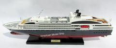 "L'AUSTRAL Cruise Ship Model 28"""