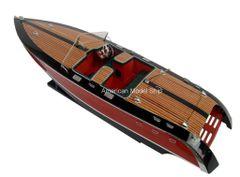 "STANCRAFT LITESPEED Speed Boat 32"""