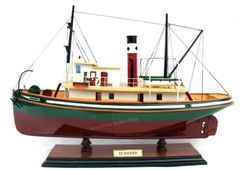 "SS Master, Steam Tugboat 20"" built 1922"