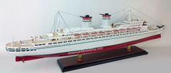 """SS Michelangelo Italian Line Ocean Liner 34"""""""