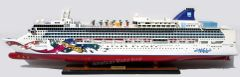 Norwegian Jewel Cruise Ship Model 40""