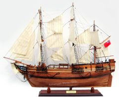 HMS Bounty Tall Ship Assembled 36""