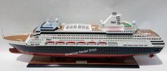 "PACIFIC EDEN Ocean Liner Cruise Ship Model 34"""