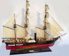 "USS SUSQUEHANNA Tall Ship Model 37"""