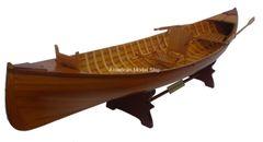 "Adirondack Guideboat Canoe Model 24"""