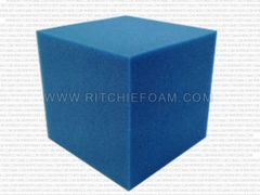 "Gymnastic Pit Foam Cubes/Blocks 108 pcs 4""x4""x4"" (Blue)"
