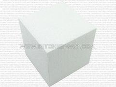 """Gymnastic Pit Foam Cubes/Blocks 68 pcs 8""""x8""""x8"""" (White)"""