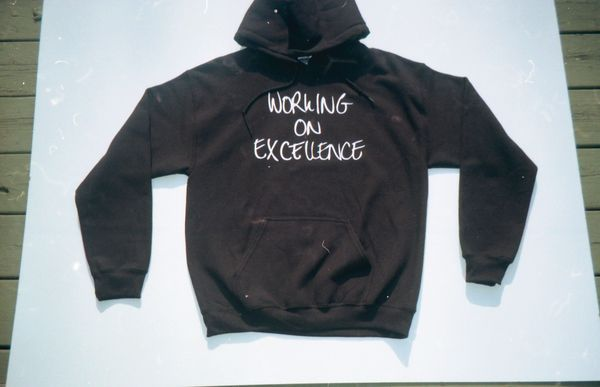WorkingOnExcellence Pullover