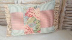 Shabby Ruffled pillow
