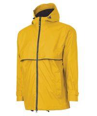 Charles River Men's New Englander® Rain Jacket PNS