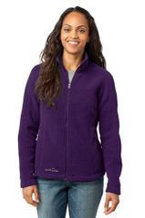Eddie Bauer® - Ladies Full-Zip Fleece Jacket BCP