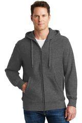 Sport-Tek® Super Heavyweight Full-Zip Hooded Sweatshirt NPSA