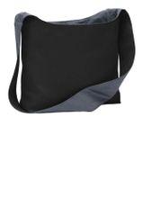 Port Authority® Cotton Canvas Sling Bag PNS