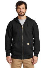 Carhartt ® Midweight Hooded Zip-Front Sweatshirt PNS