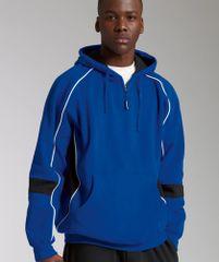 Charles River Mens Victory Hooded Sweatshirt