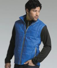 Charles River Men's Radius Quilted Vest