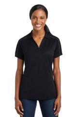 Sport-Tek® Ladies Micropique Sport-Wick® Piped Polo PNS