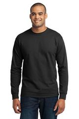 Port & Company® - Long Sleeve 50/50 Cotton/Poly T-Shirt ml750