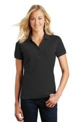 Eddie Bauer® Ladies Cotton Pique Polo CNS