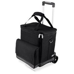 Picninctime Cellar Cooler Tote with Trolley GS