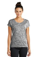 Sport-Tek® Ladies PosiCharge® Electric Heather Sporty Tee ML750