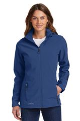 Eddie Bauer® Ladies Hooded Soft Shell Parka BCP