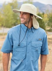 NEW Port Authority® Outdoor Wide-Brim Hat. C920.