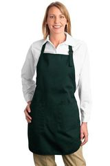 Port Authority® Full-Length Apron with Pockets TPKC