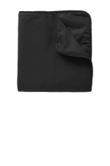 Port Authority® Fleece & Poly Travel Blanket PNS