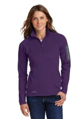 Eddie Bauer® Ladies 1/2-Zip Performance Fleece HBG