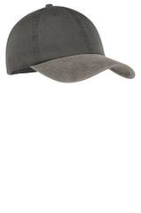 Port & Company® -Two-Tone Pigment-Dyed Cap HBG