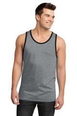 District® - Mens Cotton Ringer Tank ml750