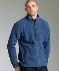 Charles River Men's Boundary Fleece Jacket