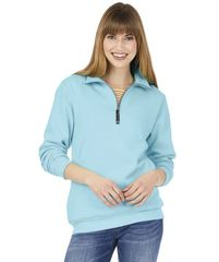 Adult Crosswind Quarter Zip Sweatshirt CNS