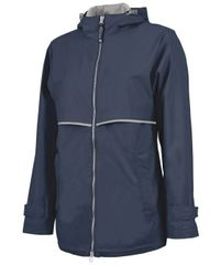 Charles River WOMEN'S NEW ENGLANDER® RAIN JACKET CSNE