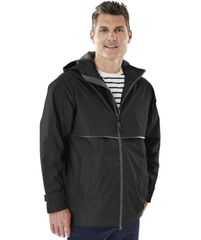 Charles River Men's New Englander® Rain Jacket HBG